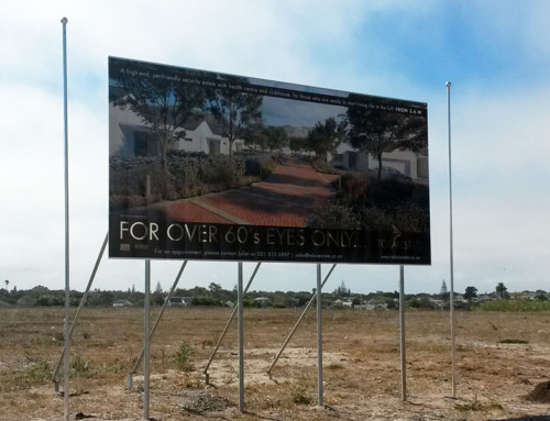 Billboard – Tokai Estate