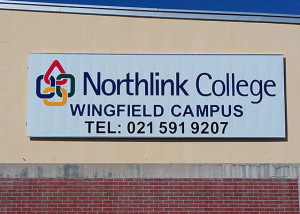 office-signage-northlink-collge