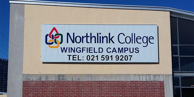 office-signage-northlink-collge