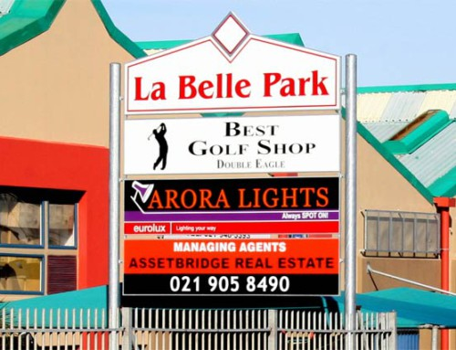 Office Signage – La Bella Park