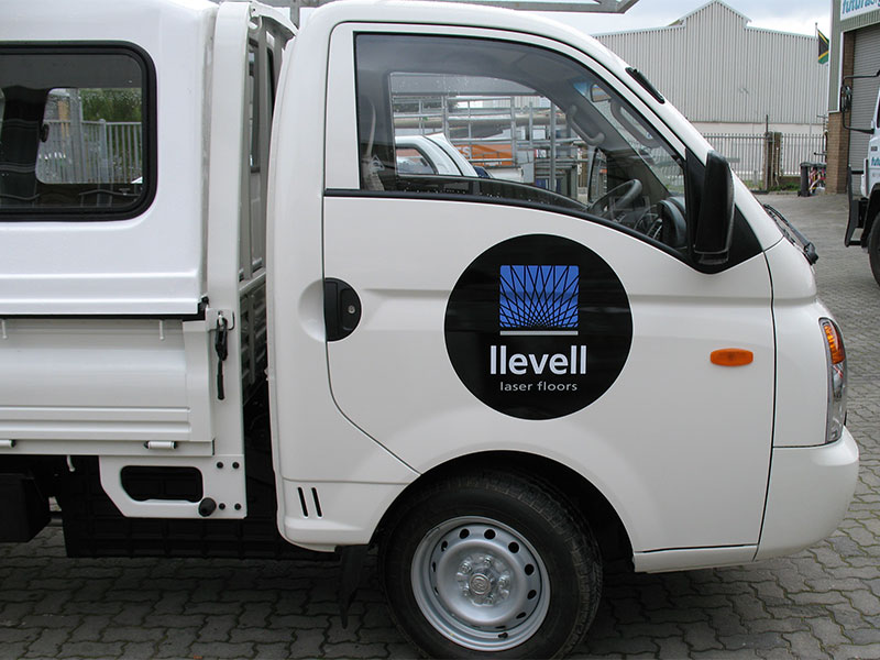 Vehicle Signage - llevell